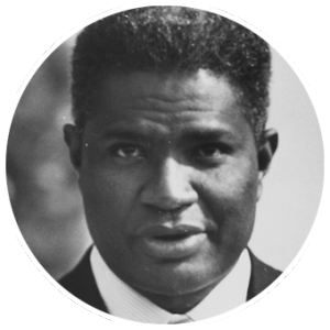 photo: Ossie Davis as the Doctor