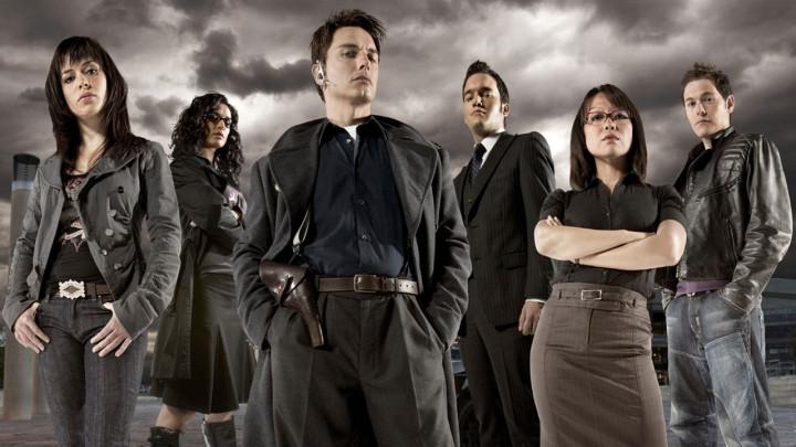 Torchwood promo photo of Season 1